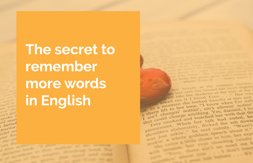 Learn more vocabulary in English